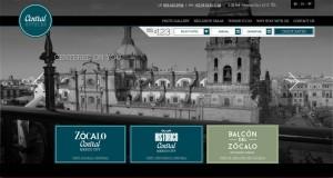 Central Hoteles Portal site