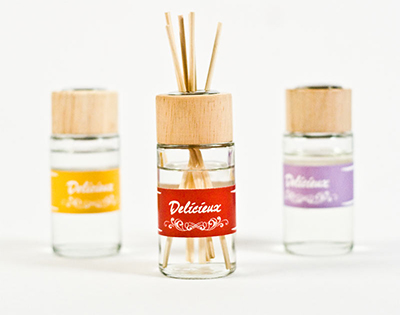 Reed Diffuser package design