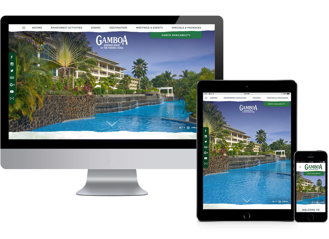 Gamboa Design option 2