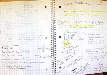 Gamboa Ideas and Notes