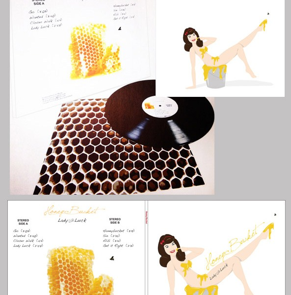 Honey Bucket Vinyl set