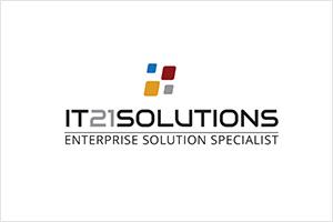 IT21 Solutions Branding