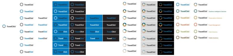TravelClick logo concepts