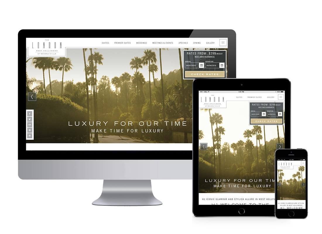 The London West Hollywood New Design